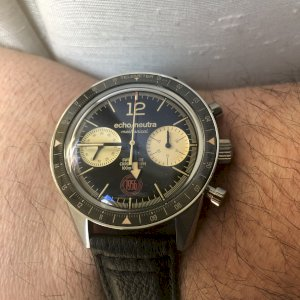 Echo/Neutra Cortina 1956 Chrono Limited Edition