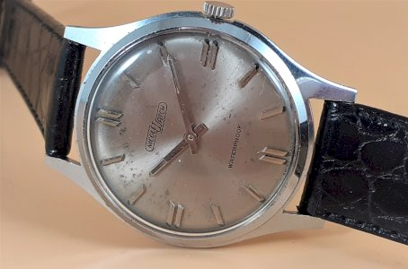 Orologio Nicolet Watch (Swiss Made) manuale anni 60'