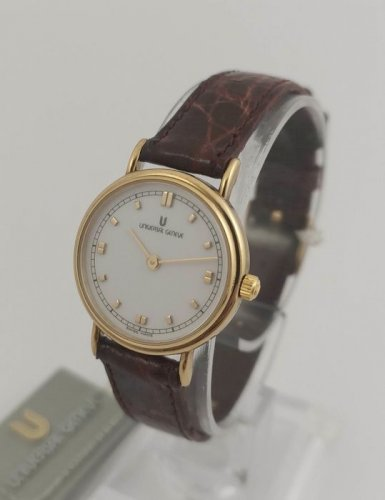 UNIVERSAL GENEVE DONNA NEW OLD STOCK 1990