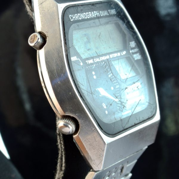 Watch Time Quotes: Citizen Crystron LC