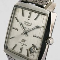 Longines Ultrachron square-4741O