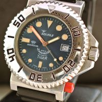Squale Tiger by Berios