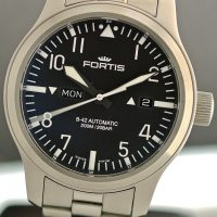 Fortis B-42 Flieger Day Date