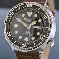 Seiko Tuna 300 Quartz