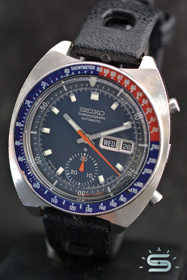 Seiko cronografo 6139-6002