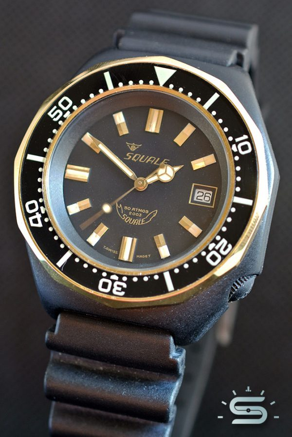 Squale 2003 PVD