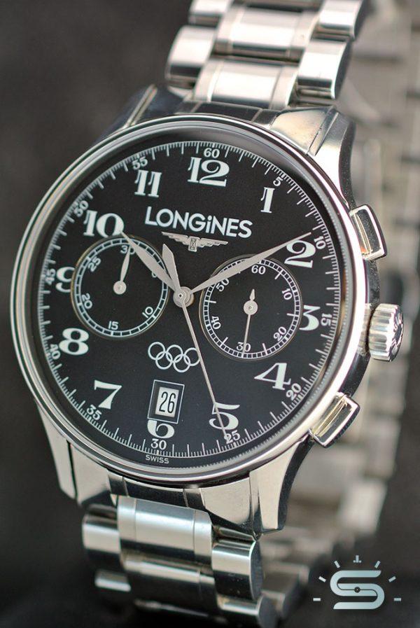 Longines Chronographe Olympic