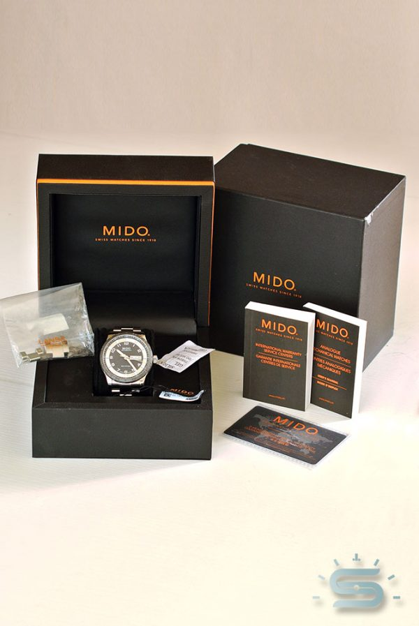 Mido Multifort corredo
