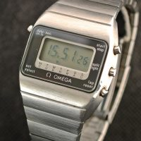 Omega Constellation LCD