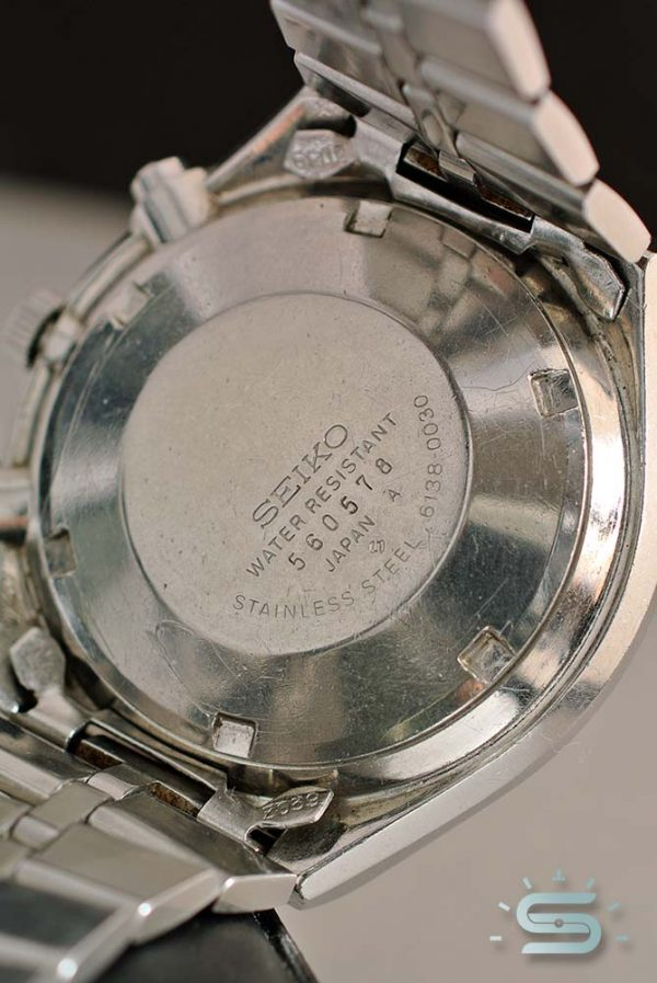 Seiko Kakume 6138-0030 Crono