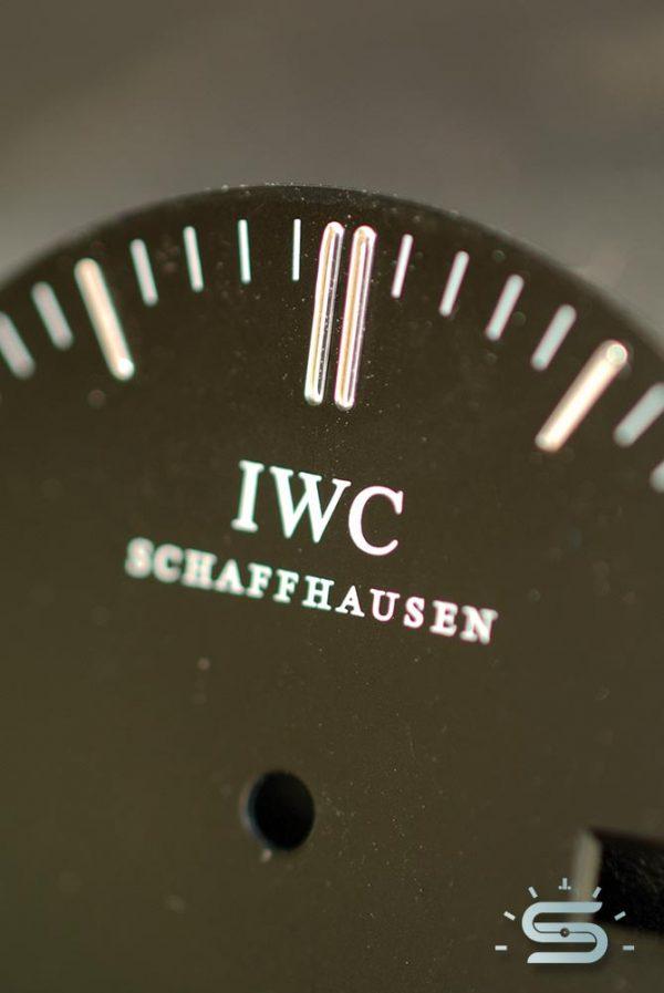 IWC Portofino Quadrante