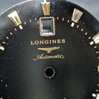 Longines Conquest quadrante