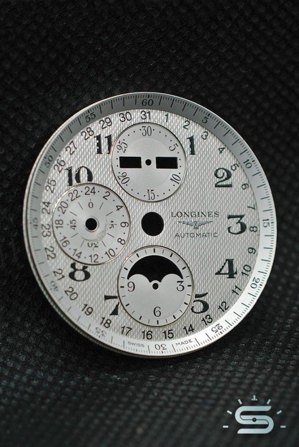 Longines master collection fasi luna quadrante