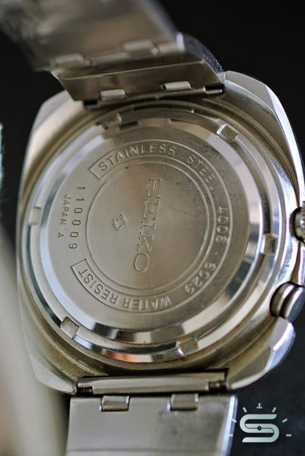 Seiko Bell Matic 4006-6029