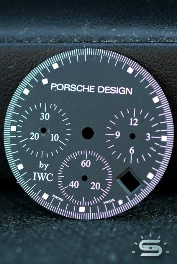IWC Porsche quadrante